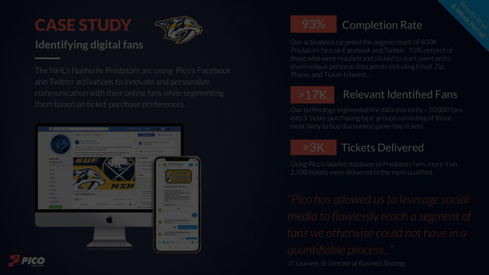 Nashville Predators - Case Study-2